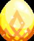 Glitterstream Egg