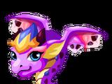 Foxglove Dragon