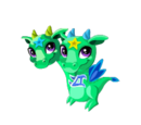 Gemini Dragon