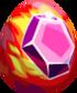 Fire Garnet Egg