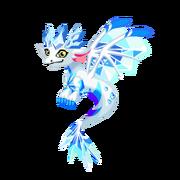 Crystal Ornament Adult