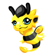 Hive Queen Baby