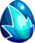 Blue Magpie Egg