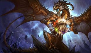 Artifact dragon by sandara-d6xqx94