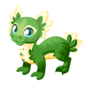 Leaf Juvenile