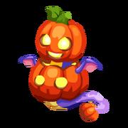 Pumpking Juvenile