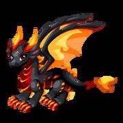 Dark Fire Adult