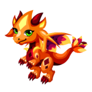 Tiger Lily Juvenile