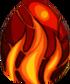 Firestorm Egg