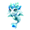 Icy Aquamarine Baby