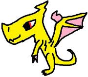 Voltage Dragon Juenile