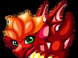 Gildclaw Dragon