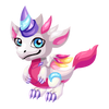 Neo Unicorn Baby