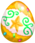 Tinsel Egg