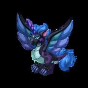 Dark Unicorn Adult