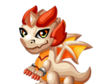 Strength Dragon