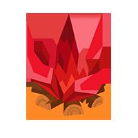 Ruby Bonfire