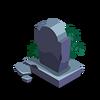 Granite Grave