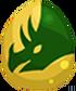 Triceratops Egg