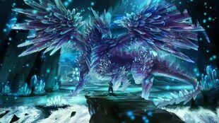 Crystal-dragon