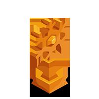 Wonderfrost Bronze Trophy