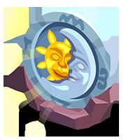 Dawn Medallion
