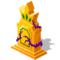Afterqueen Gold Trophy