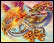 Southwind dragon by meek o bits-d37ij09