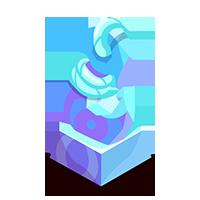 Seahook Crystal Trophy