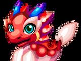 Crimson Sky Dragon