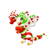 Candy Cane Adult