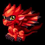 Cardinal Baby