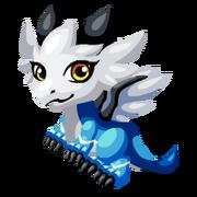 Azure Wing Baby