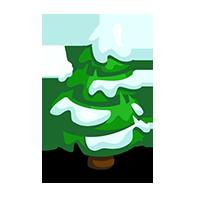 Powdered Pine
