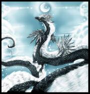 Northwind dragon by tuyoki