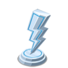 Electric Silver Trophy