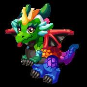 Neo Rainbow Juvenile