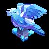 Sapphire Raven