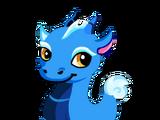 Enameled Dragon