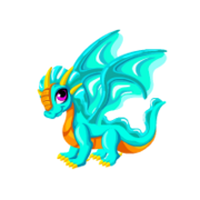 Aquamarine Juvenile