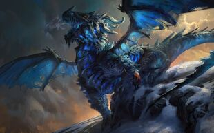 Astolfo the ice dragon by mikeazevedo-d77xxoi
