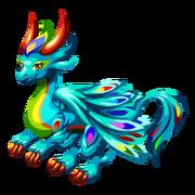 Rainbow Plume Epic