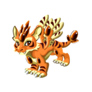 Tiger's Eye Adult