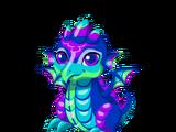 Iridescent Dragon