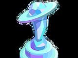Interstellar Crystal Trophy