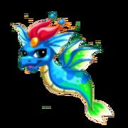 Mermaid Juvenile