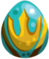 Poseidon Egg