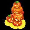 Precarious Pumpkins