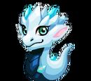 Snow Elf Dragon
