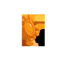 Solar Bronze Trophy